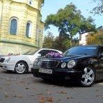 Mercedes-Benz E-Class W210 Чорний