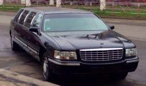 Cadillac DeVille -1
