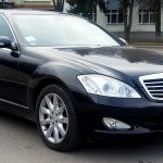 Mercedes-Benz S320 W221 Чорний