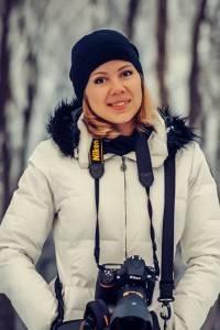 Fotograf Anna Kravchuk