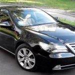 Honda Legend 2010